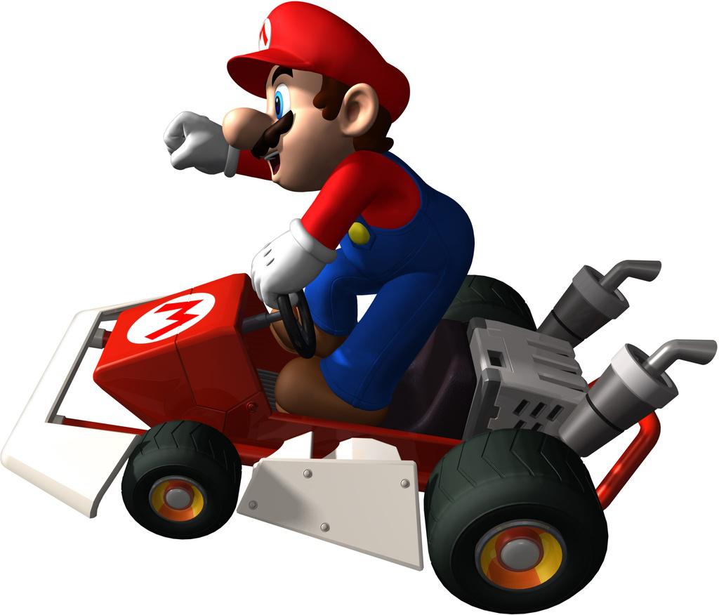 Super Mario Kart PNG Transparent Image - Mario Kart PNG HD