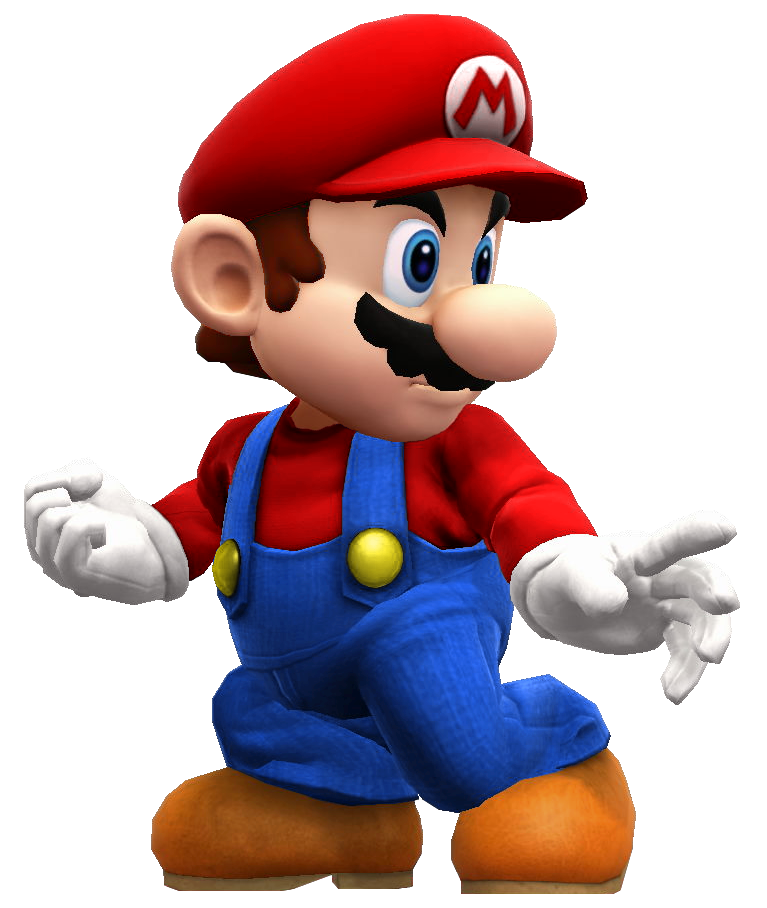 Download - Mario PNG
