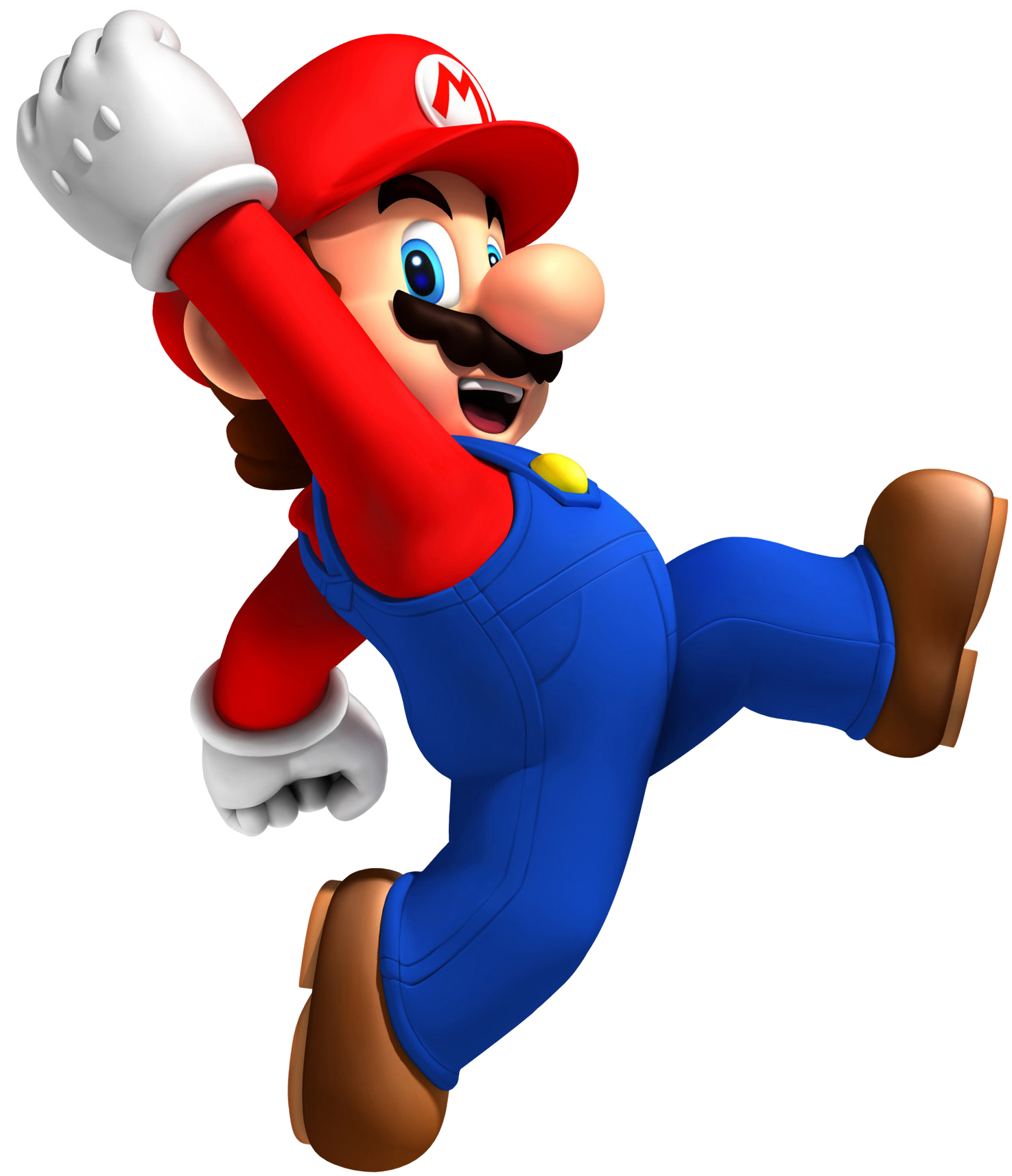 Full resolution PlusPng.com  - Mario PNG