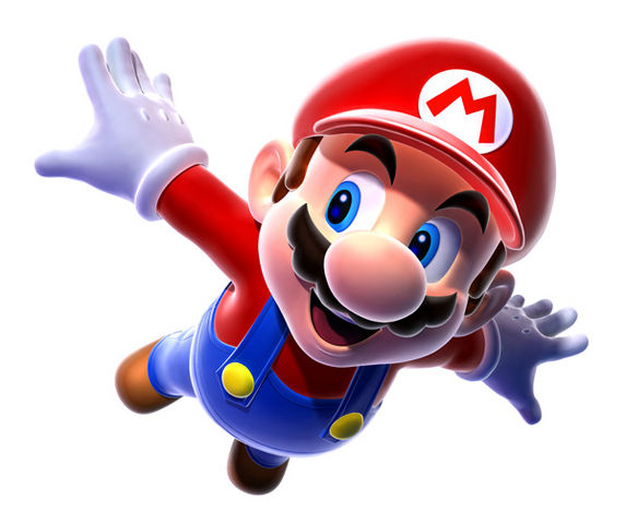 M.A.R.I.O..png - Mario PNG