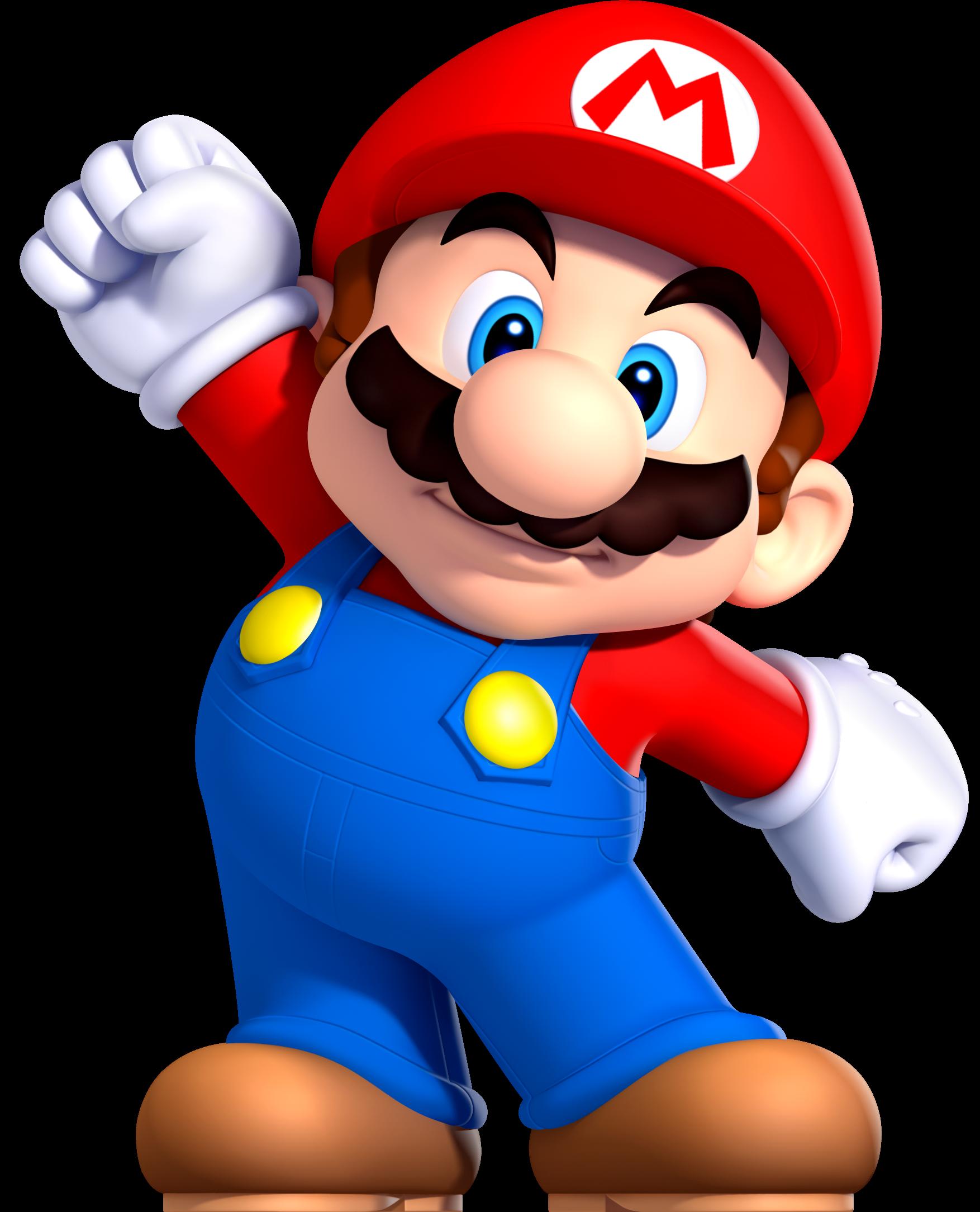 M Mario.png - Mario PNG