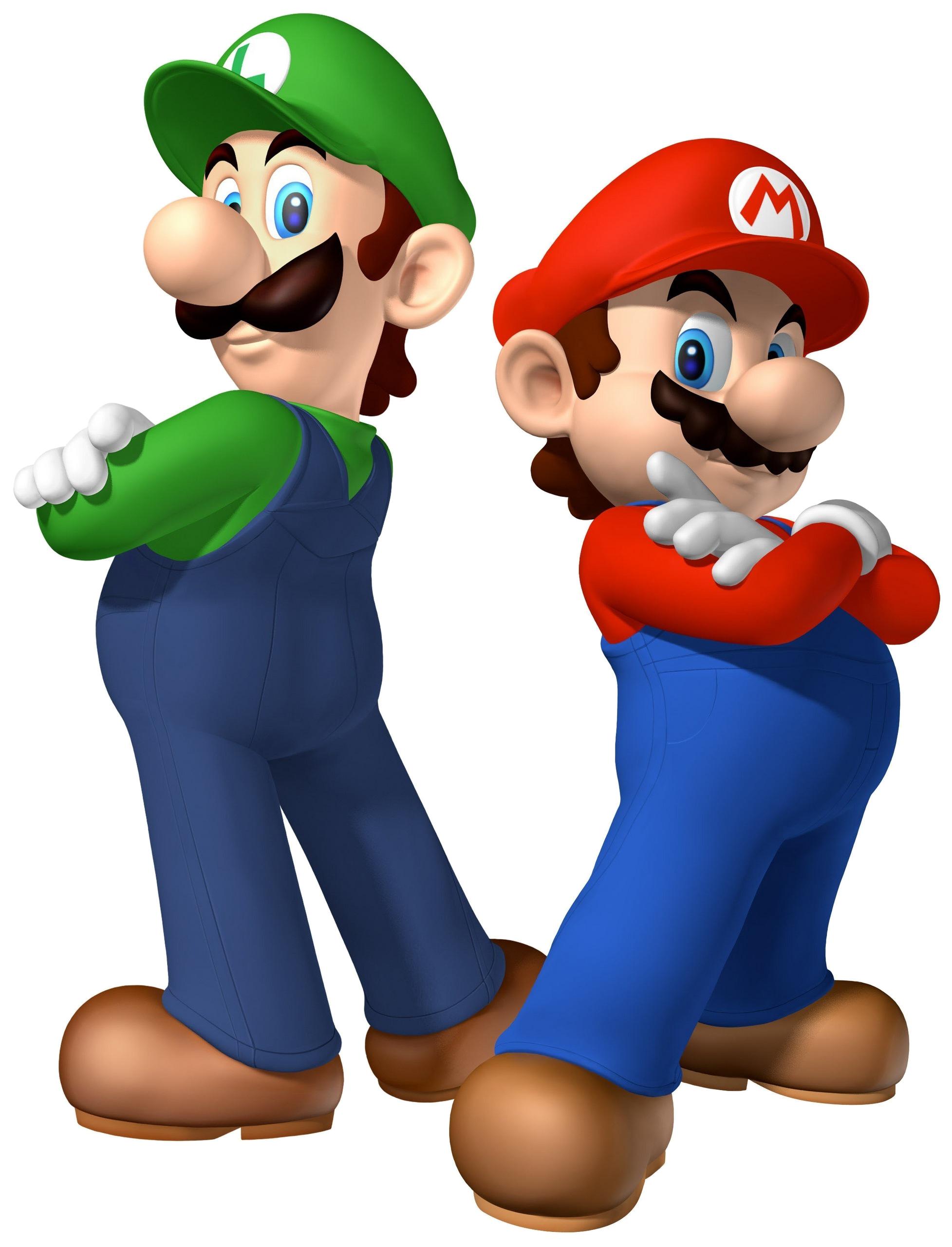 Mario Bros Transparent Background - Mario PNG