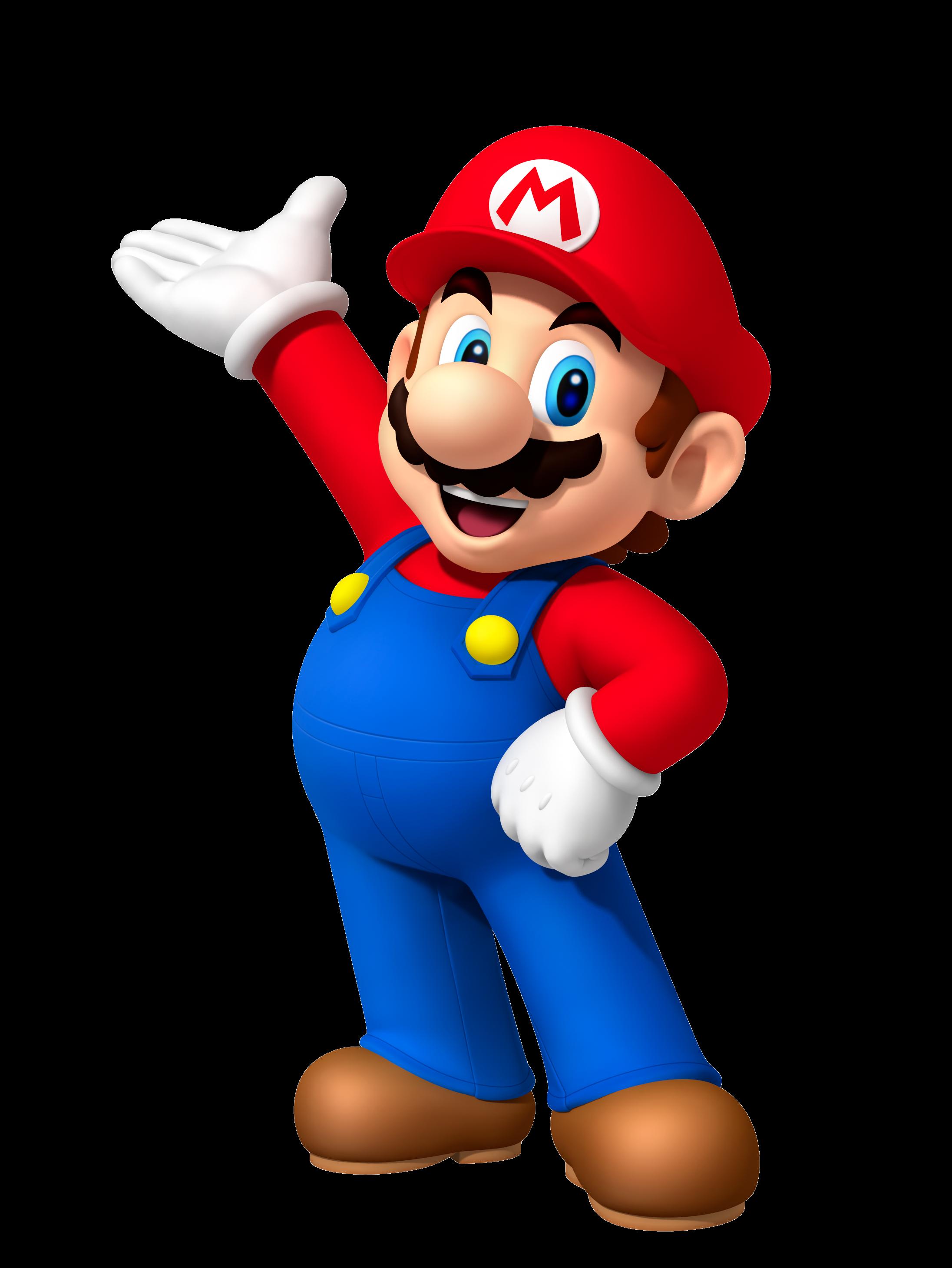 Mario Image PNG Image - Mario PNG
