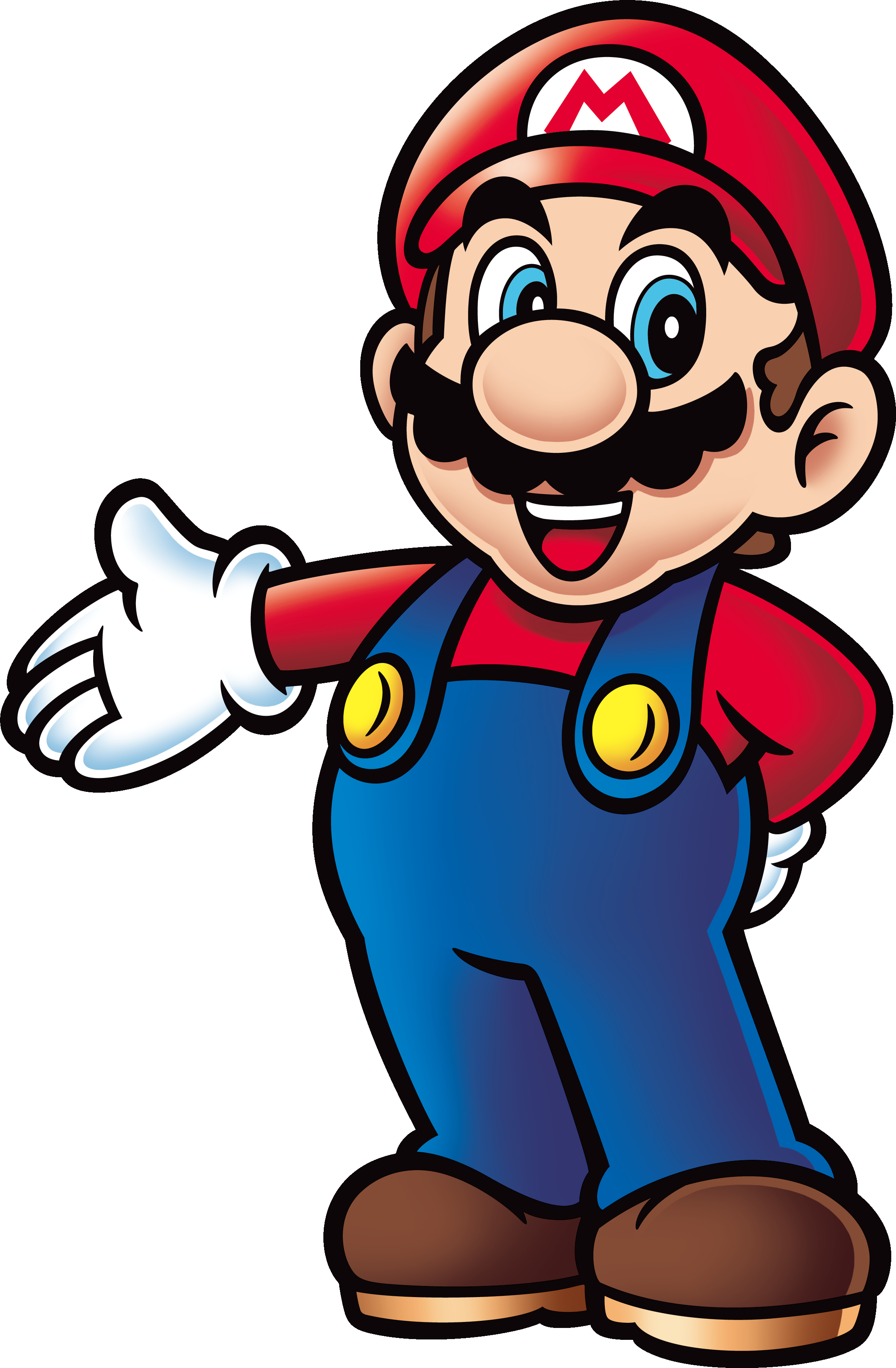 Mario - The Super Gaming Wiki - Mario PNG