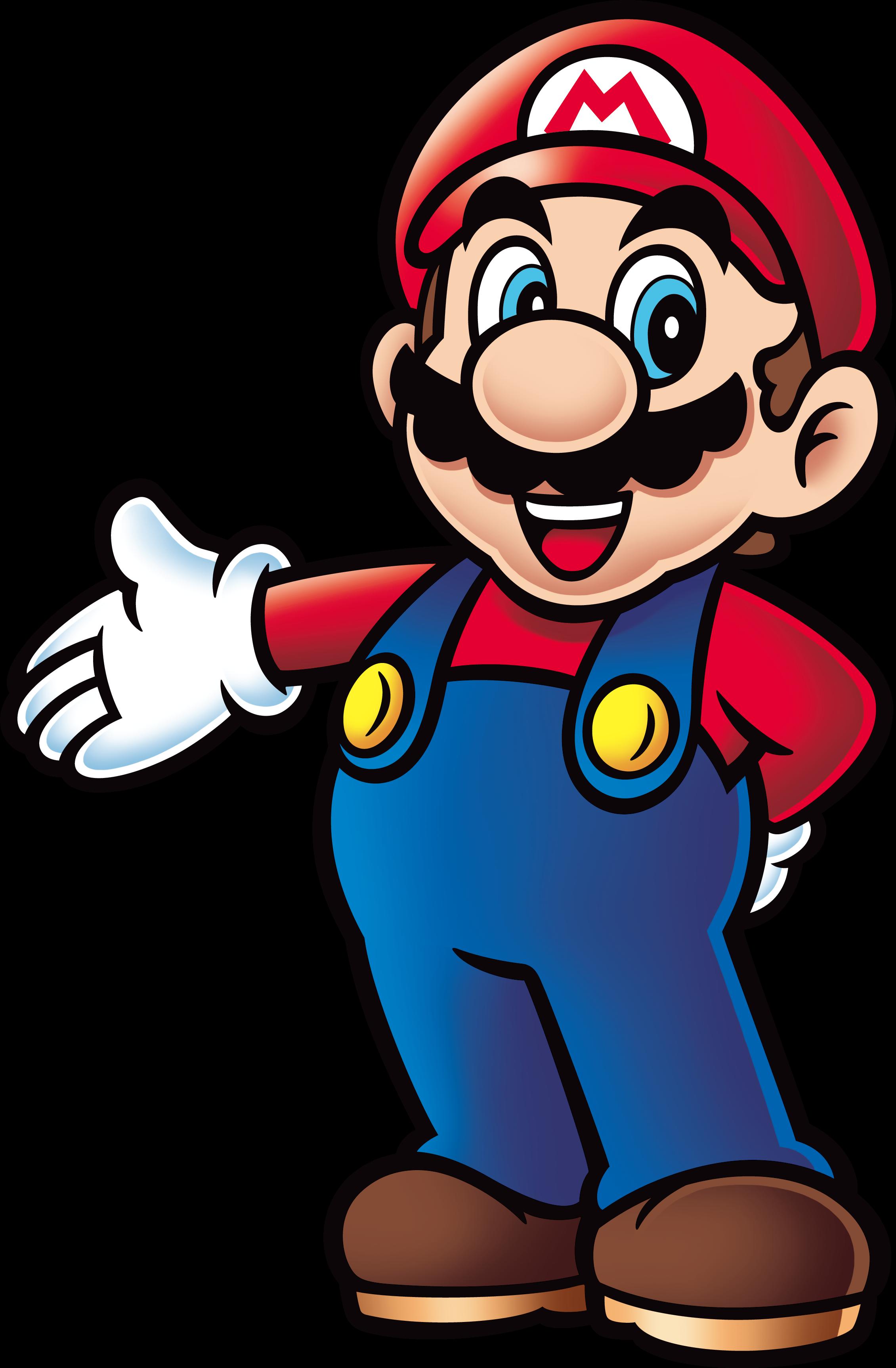 Mario - The Super Gaming Wiki - Mario PNG