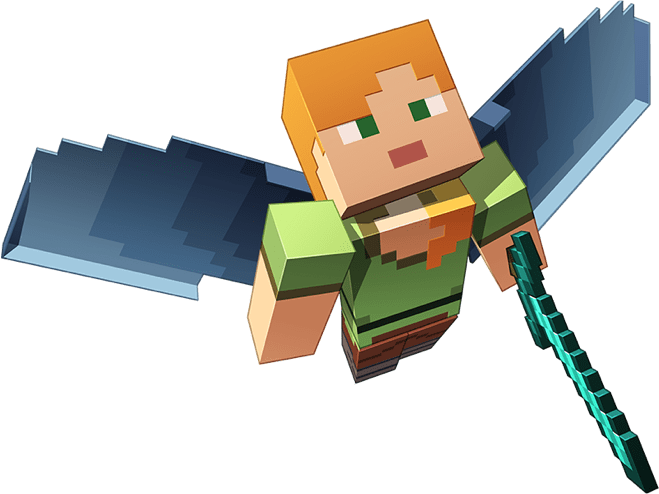 Marketplace devices Marketplace characters - Minecraft PNG