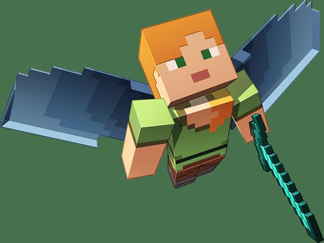 Minecraft PNG - 5596