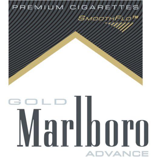 Marlboro Gold Logo Eps PNG - 116002