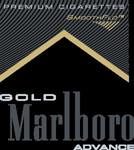 Marlboro Gold Advance Logo Vector - Marlboro Logo Eps PNG