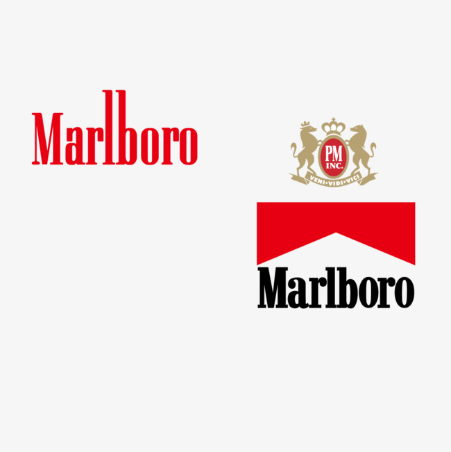 Marlboro Logo Vector, Cigarette Brand, Marlboro, Logo Free PNG And Vector - Marlboro Logo Eps PNG