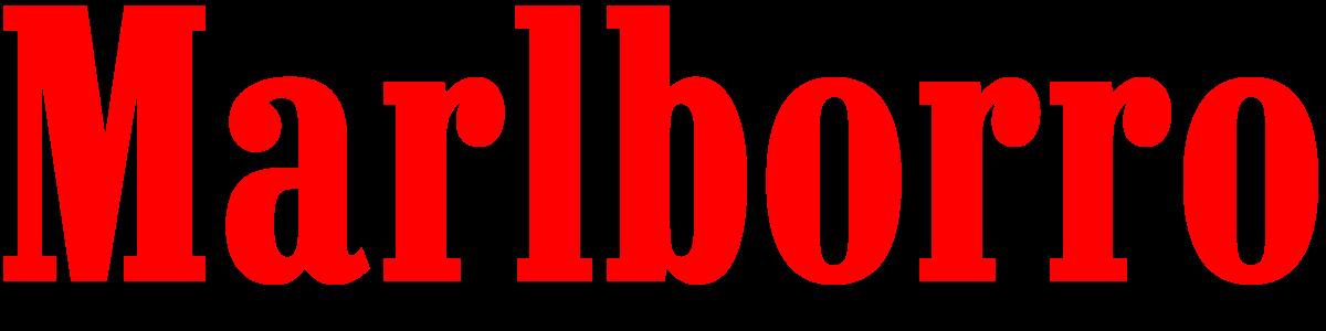 Marlboro - Marlboro Logo PNG