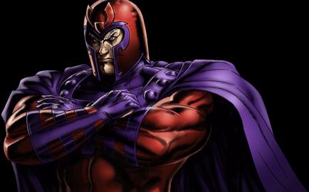 Marvel Avengers Alliance - Dialogue Artwork - Magneto.png - Magneto PNG