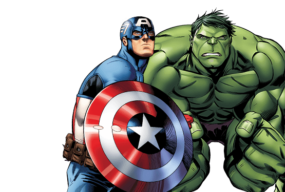 Avengers 02 - Marvel PNG