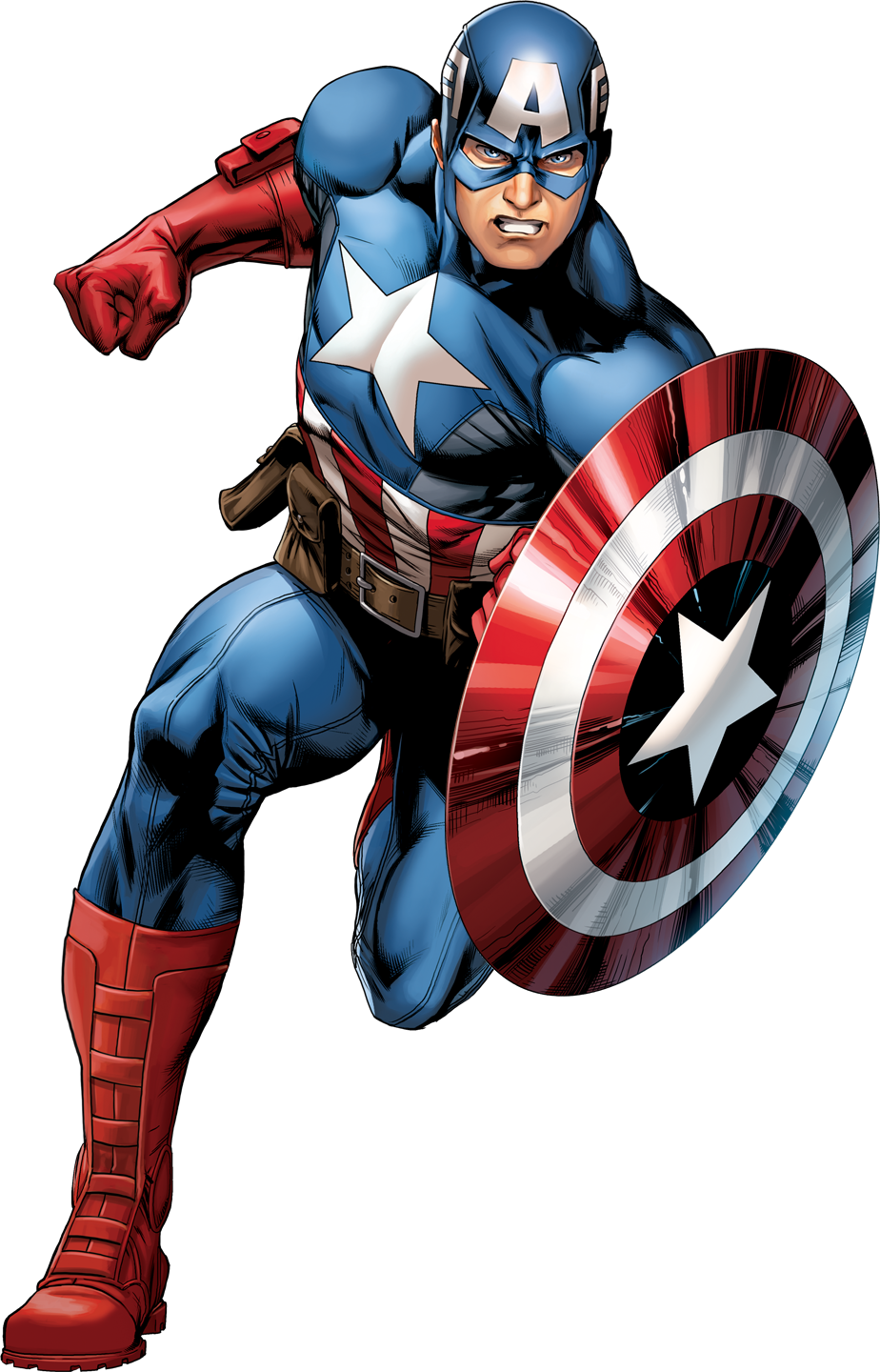Image - Captain America 1.png | Marvelu0027s Avengers Assemble Wiki | FANDOM  powered by Wikia - Marvel PNG