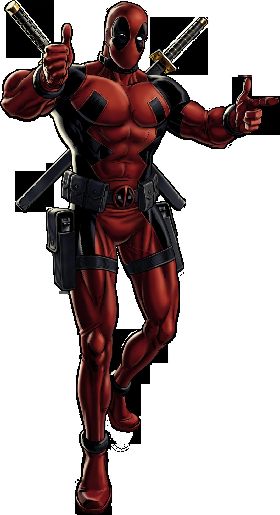 Image - Deadpool Portrait Art.png | Marvel: Avengers Alliance Wiki | FANDOM  powered by Wikia - Marvel PNG