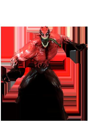 Marvel Heroes Toxin Render.png - Marvel PNG