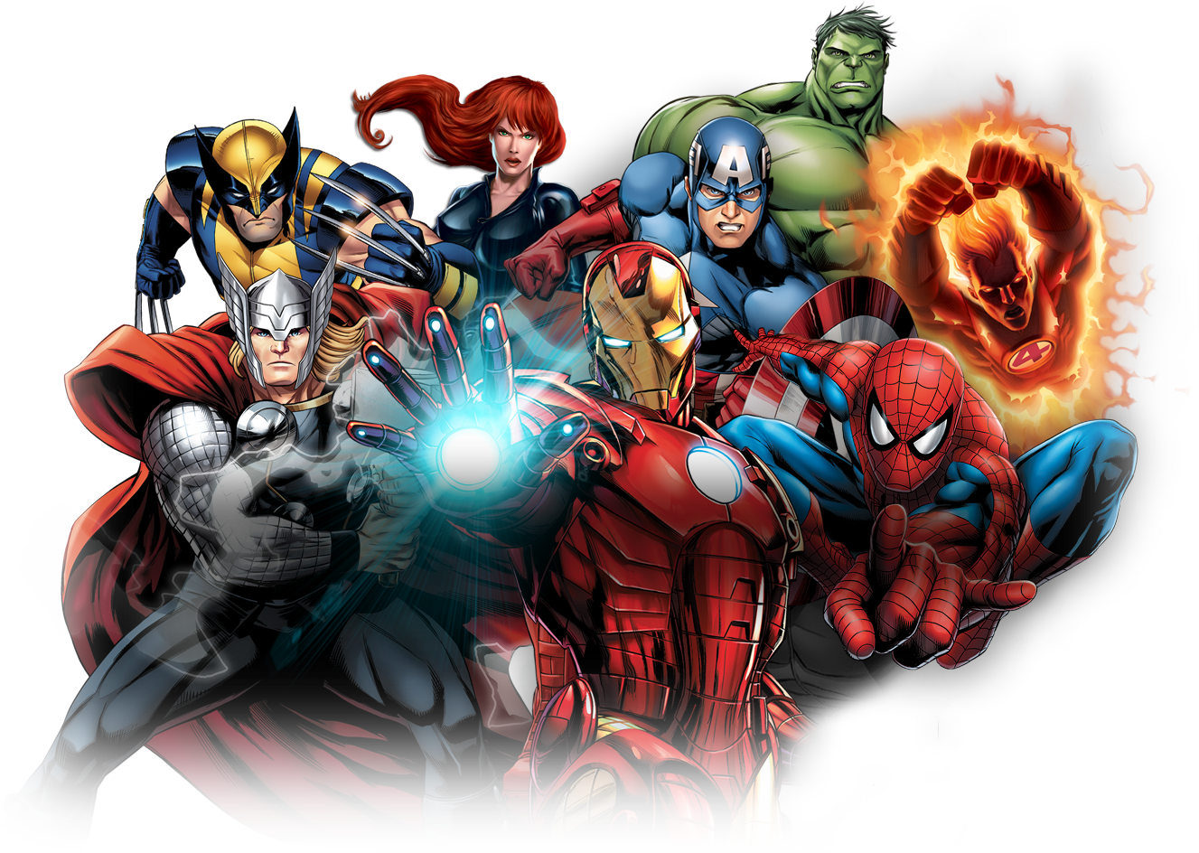 Marvel PNG-PlusPNG pluspng.com-1327 - Marvel PNG - Marvel PNG