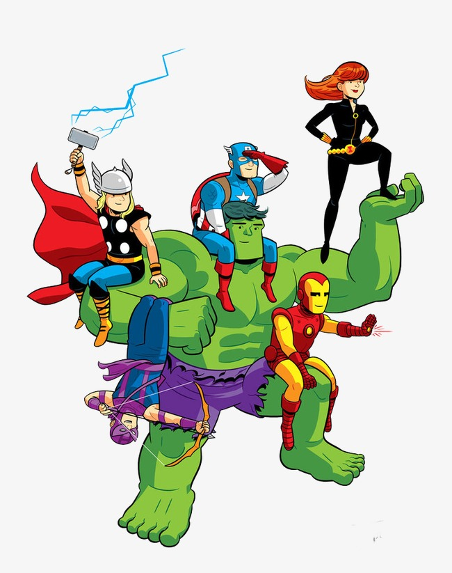 Marvel Super Heroes, Us Man,