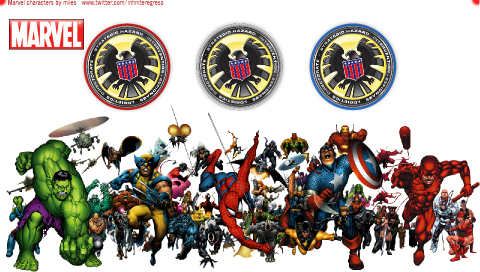 Marvel PNG - 22093