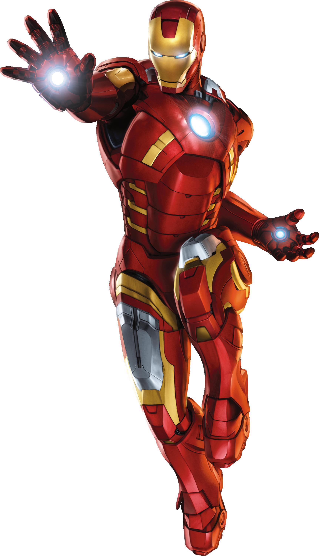 SJPA Iron Man 1.png - Marvel PNG