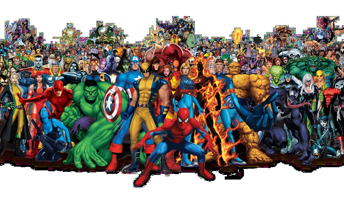 Marvel PNG - 115353