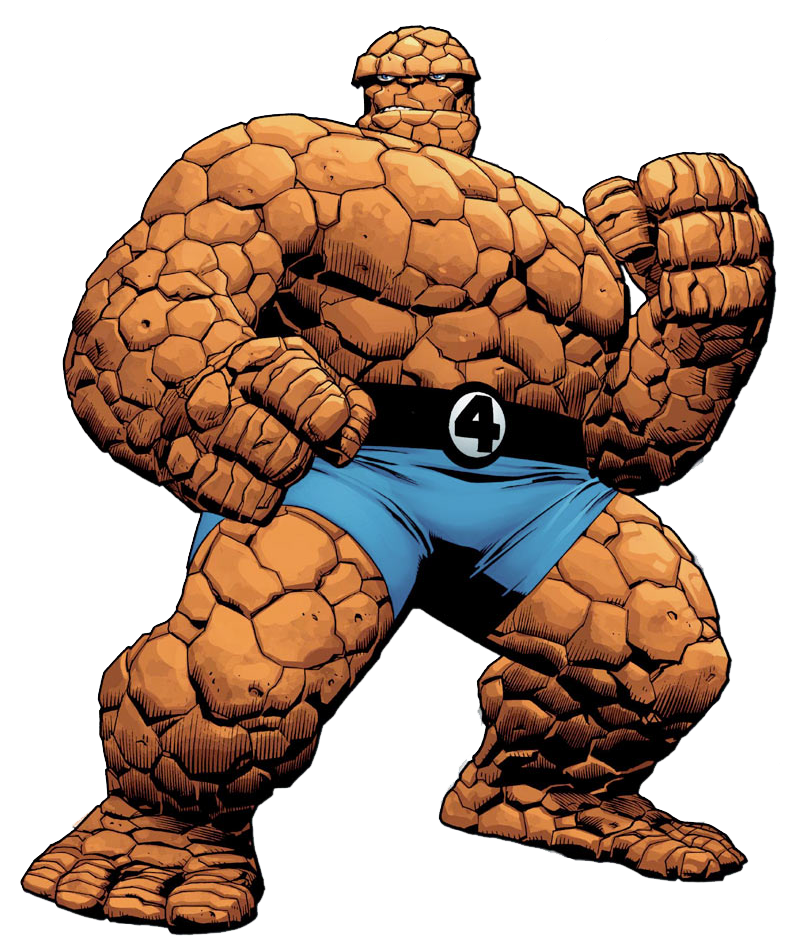 Marvel vs - Thing PNG