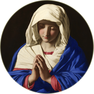 Download Virgin Mary HD Wallpaper APK For Laptop - Mary HD PNG