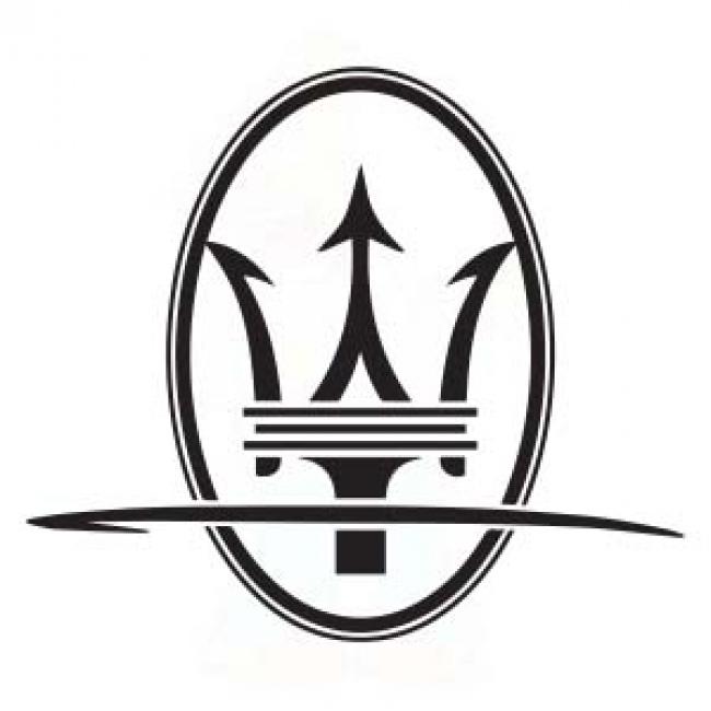 Maserati Logo Vector PNG - 111418