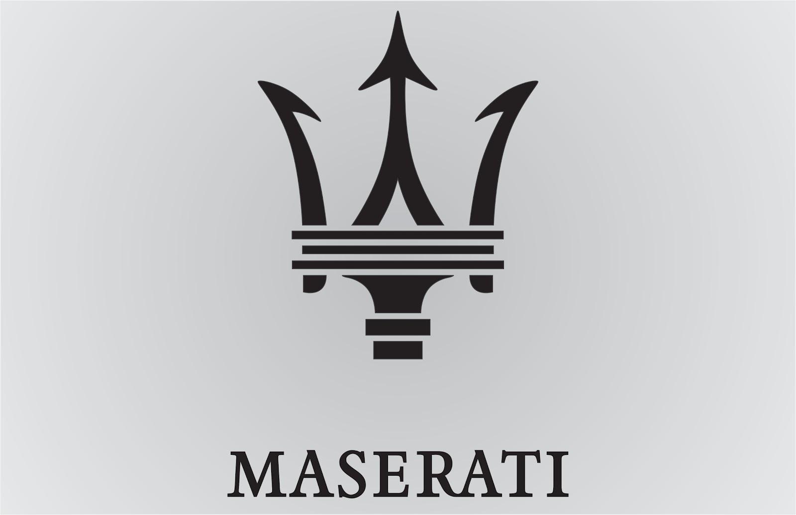 Maserati Logo Vector PNG - 111421