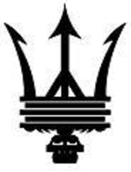 Maserati Logo Vector PNG - 111414