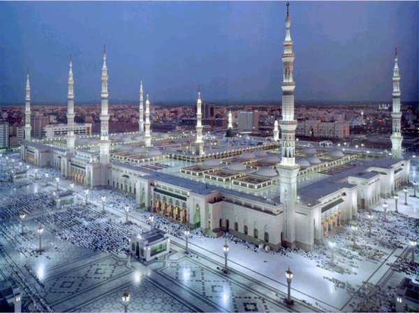 PNG: Small · Medium · Large - Masjid Nabawi PNG