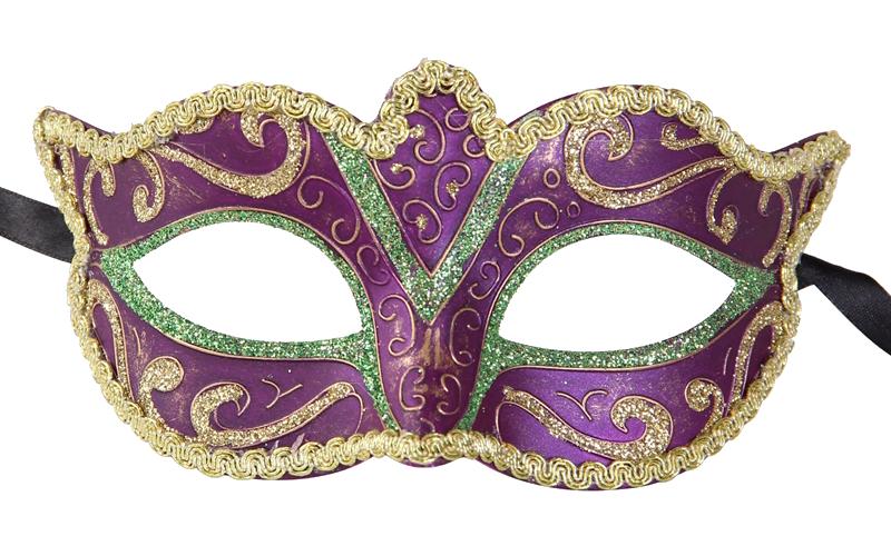 Masquerade Mask PNG HD - 130309