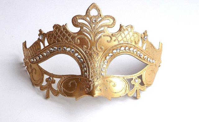Masquerade Mask PNG HD - 130310