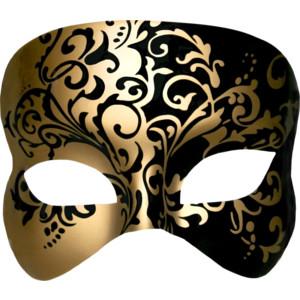Masquerade Mask PNG HD - 130305