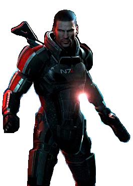 Mass Effect PNG - 171919