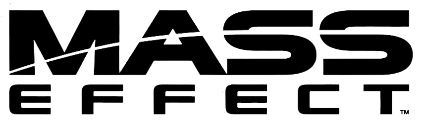 File:Mass Effect logo (2).png - Mass Effect PNG