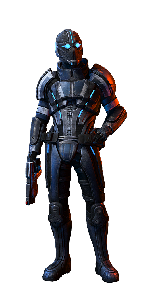 Human Male Adept MP.png - Mass Effect PNG