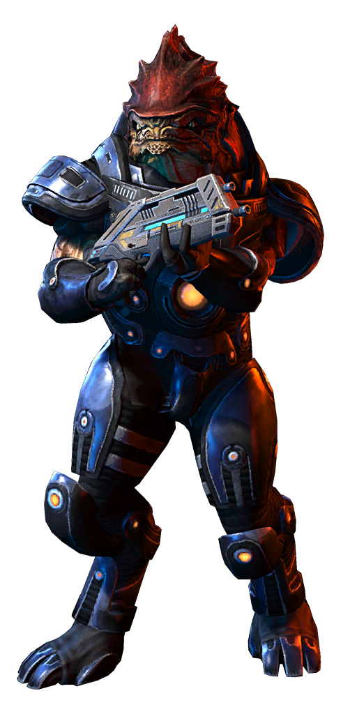 Krogan MP.png - Mass Effect PNG