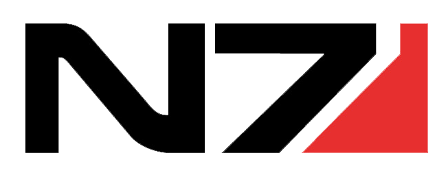 Mass-Effect-N7-sign.png PlusPng.com  - Mass Effect PNG