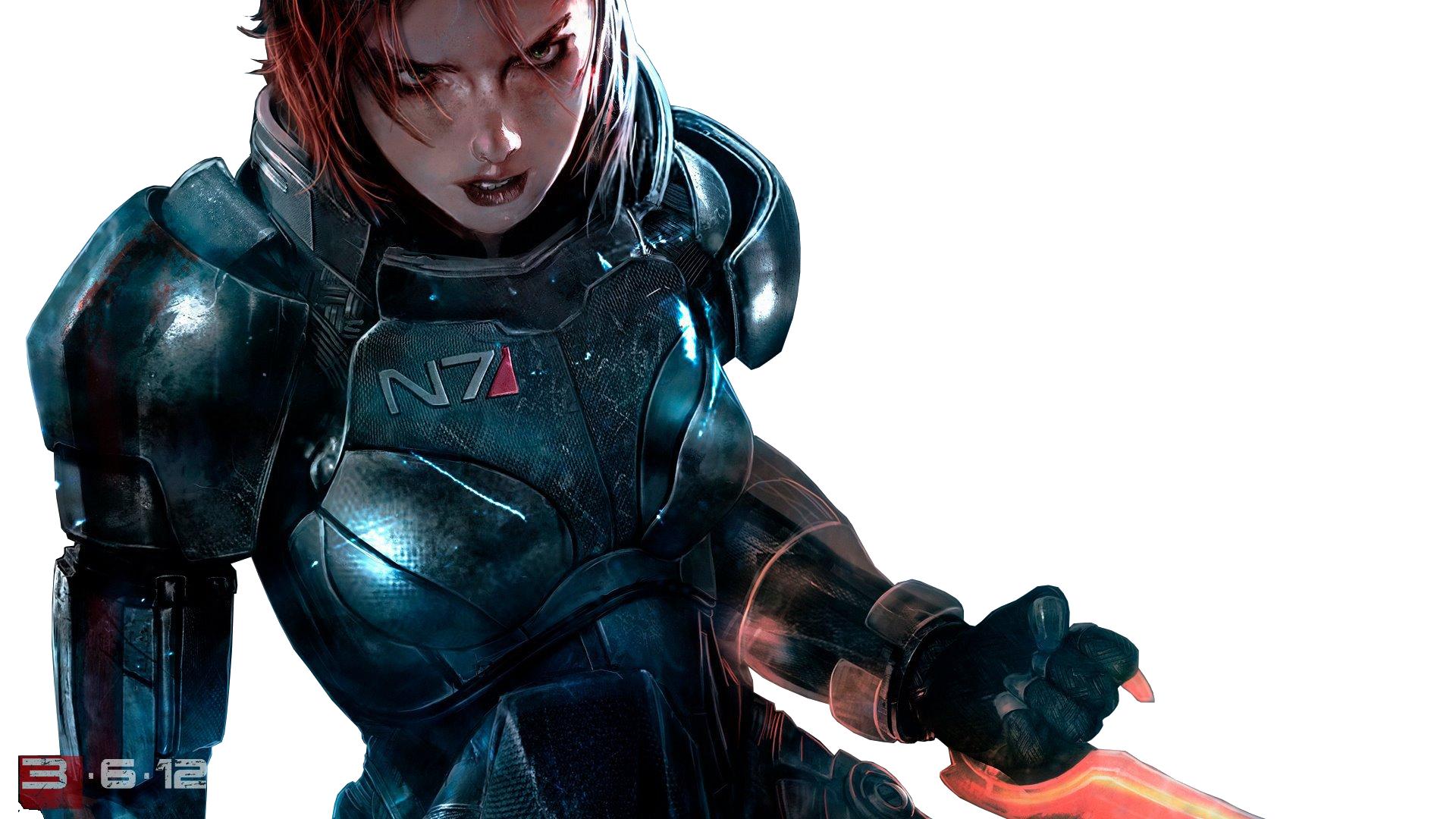 Mass Effect PNG - 171926