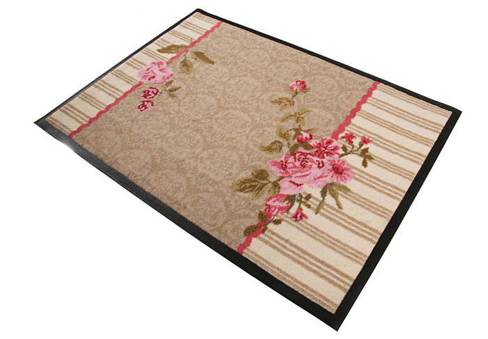 Design Floor Mat | Alpen Rose - Available in 3 Sizes - Mat PNG HD