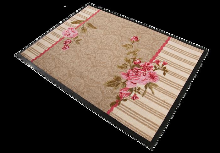Design Floor Mat | Alpen Rose - Available in 3 Sizes - Mat PNG HD