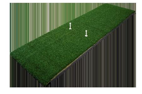 HD Golf Softstrike Hitting Mat - Mat PNG HD