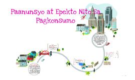 Copy Of Paanunsyo At Epekto Nito Sa Pagk. - Matalinong Mamimili PNG
