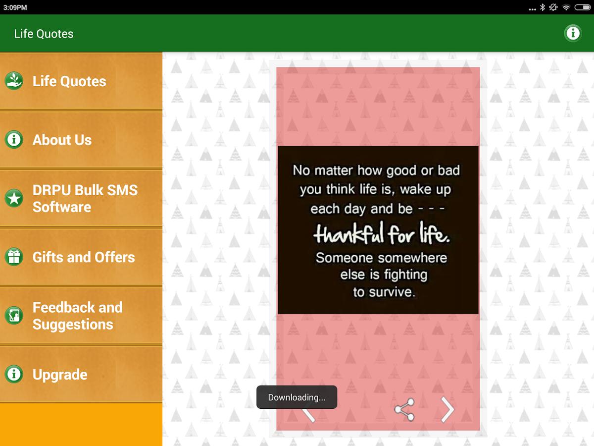 Life Quotes Images Status PRO- Screenshot - Matalinong Mamimili PNG