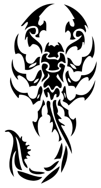 Scorpion Tattoos Png Hd PNG I