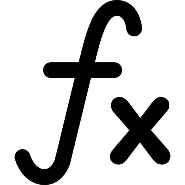 Function mathematical symbol Free Icon - Math Symbols PNG