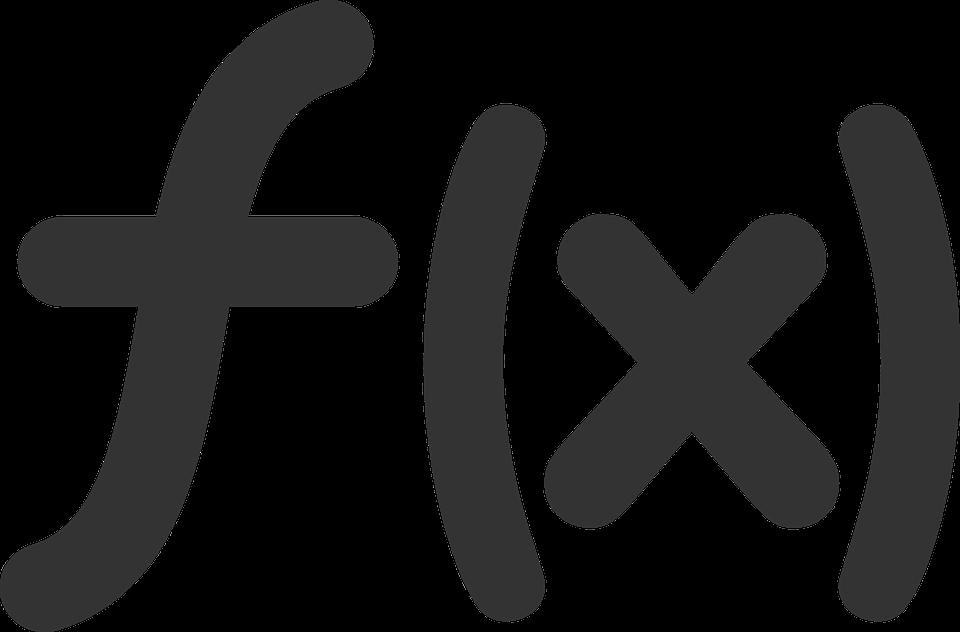 Math, Function, Symbol, Icon - Math Symbols PNG