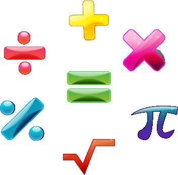 Math Symbols PNG - 59957
