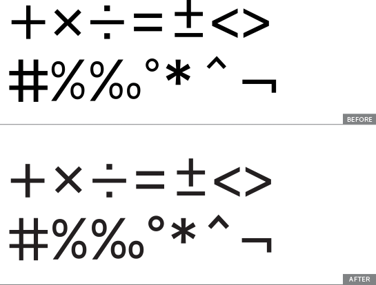 MathSigns - Maths Signs PNG